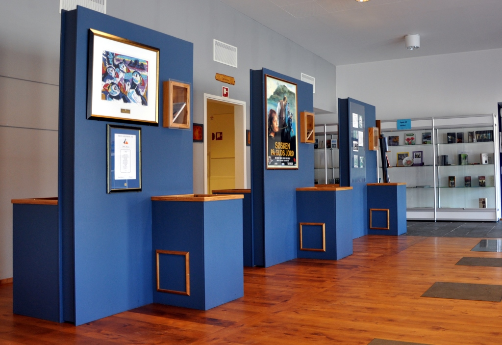 Utstilling Arvid Hanssen-huset